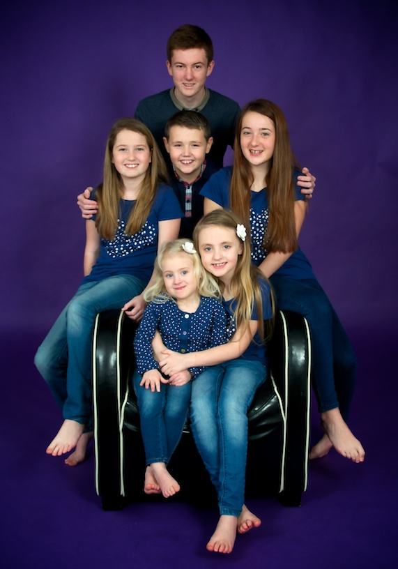 photo studio familie birmingam