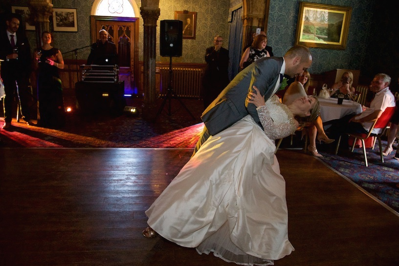 wedding photographs highbury Hall